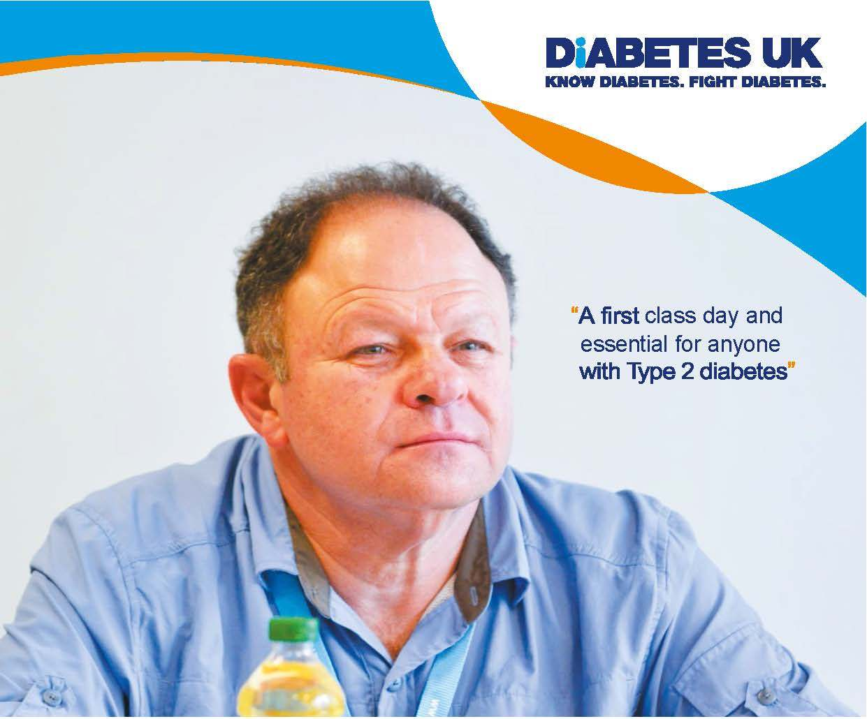 Living with diabetes workshop - Live Well
