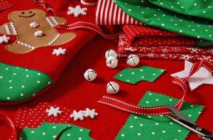 Christmas craft materials